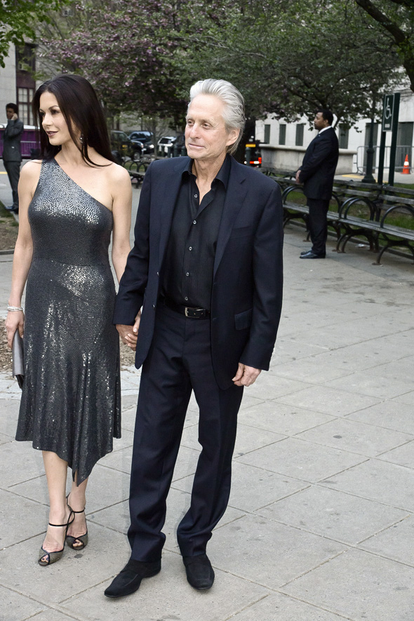 Michael Douglas & Catherine Zeta-Jones - Lord Ashbury