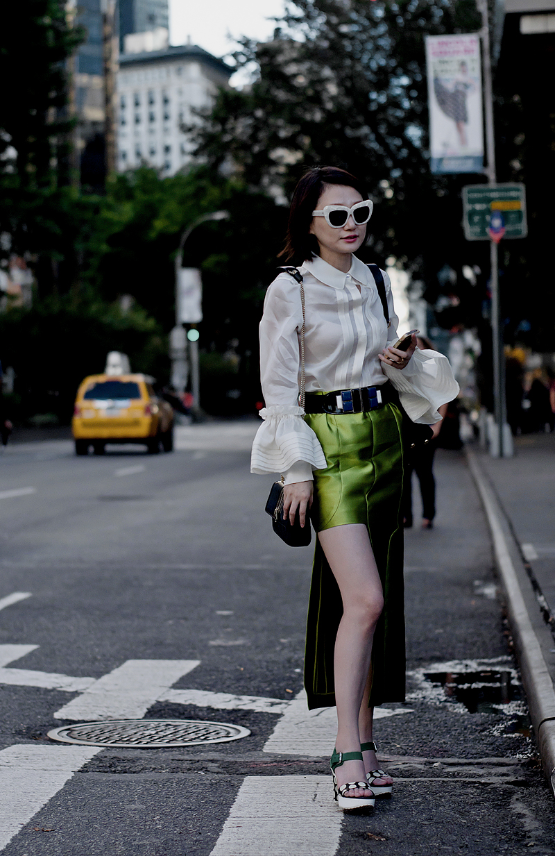 new york street style