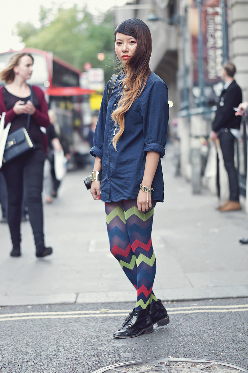 london street style