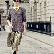 london street style woman
