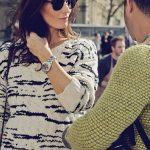 hedvig opshaug and lee oliviera - paris street style