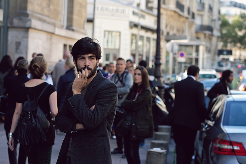 paris street style men