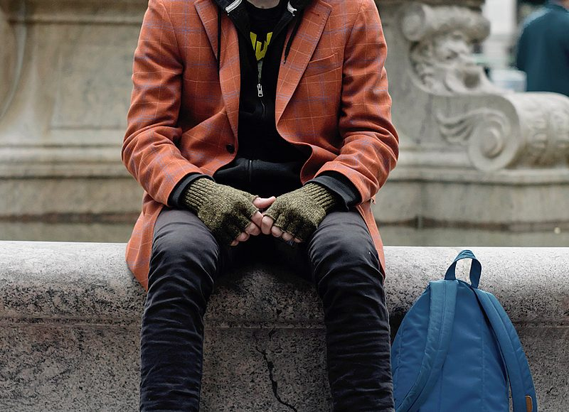 new york street style men