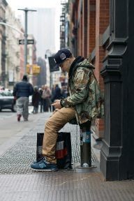 street style men new york