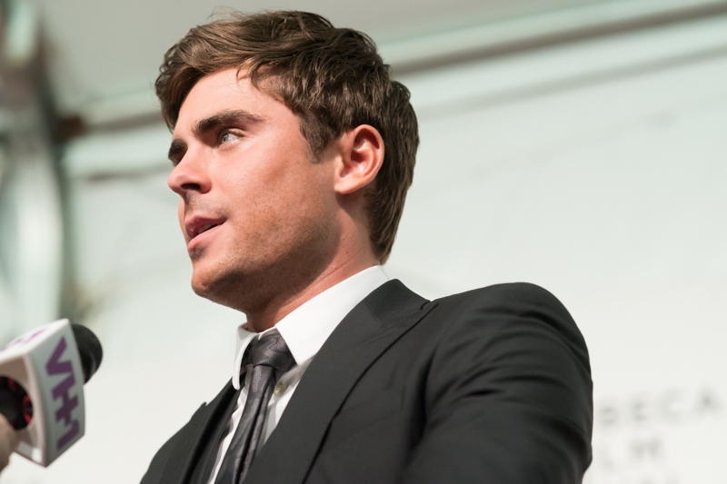 zac efron at any price premiere, tribeca film festival
