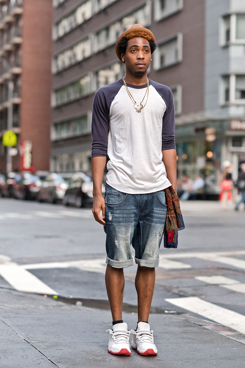 street style men fashion
