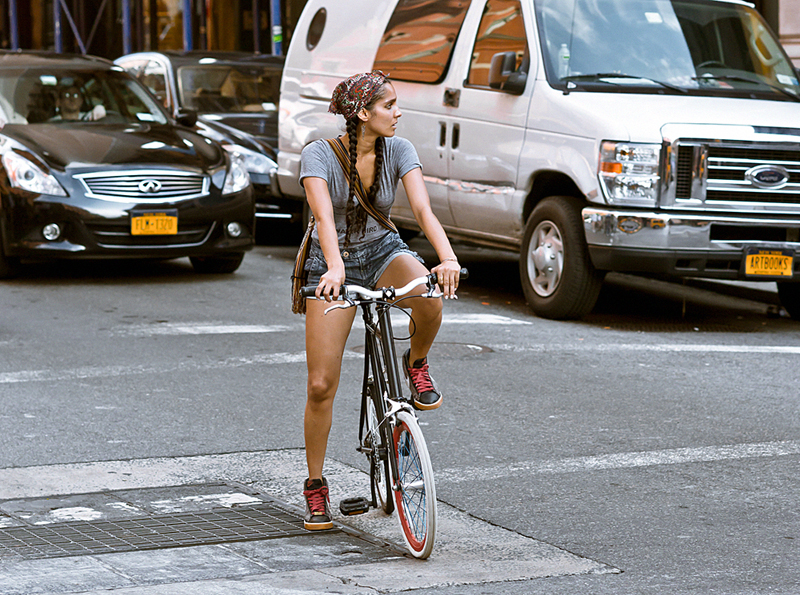 street style bicycle
