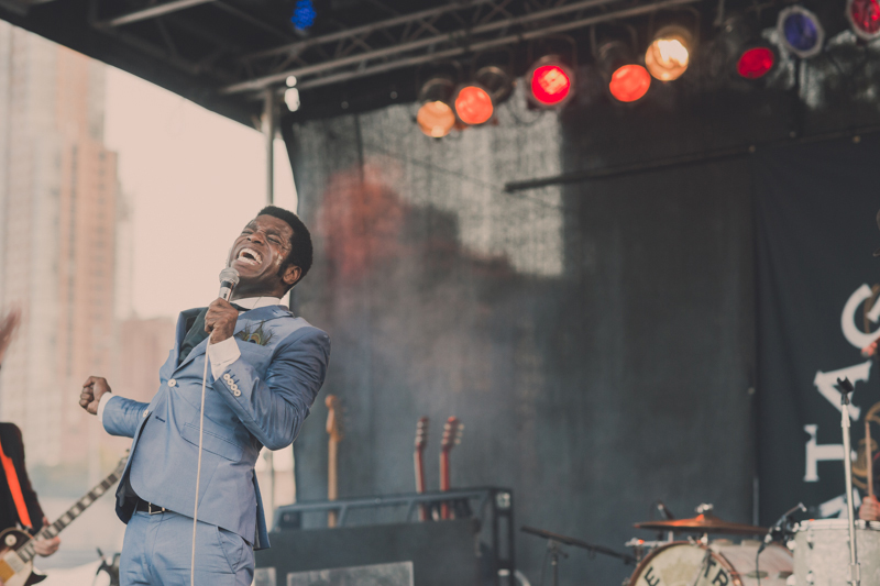 Vintage Trouble perform at Afropunk