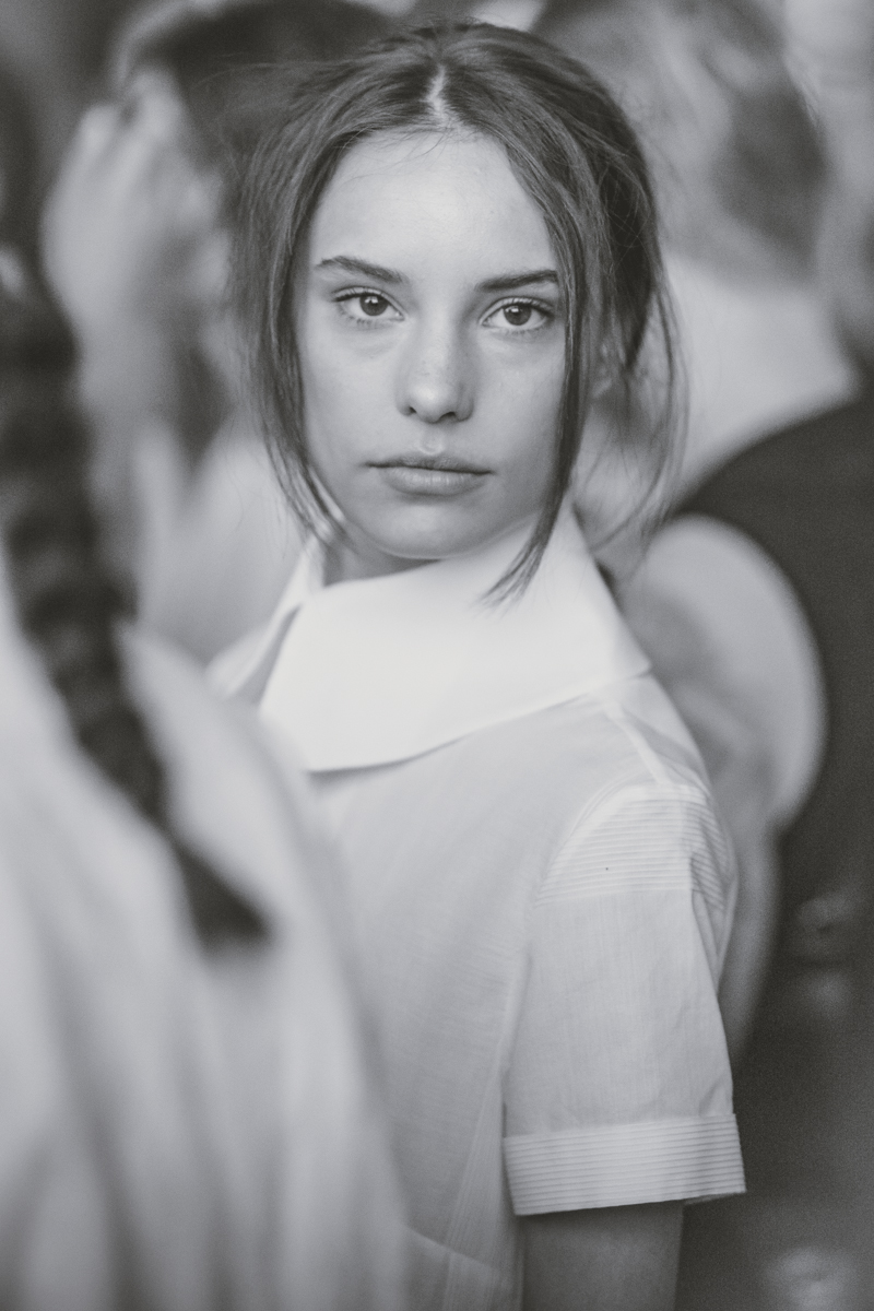 backstage at houghton spring 2014 - nyfw (15)