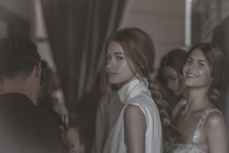 backstage at houghton spring 2014 - nyfw (3)