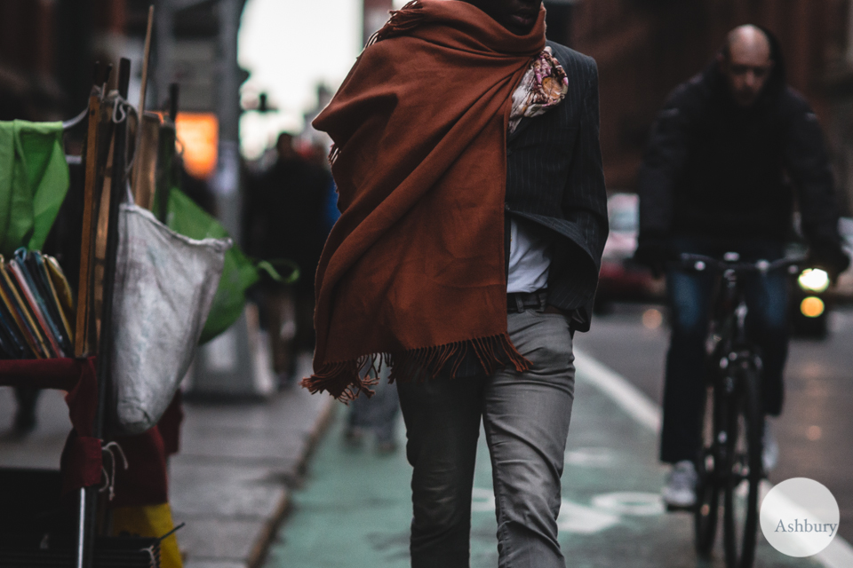 street fashion men