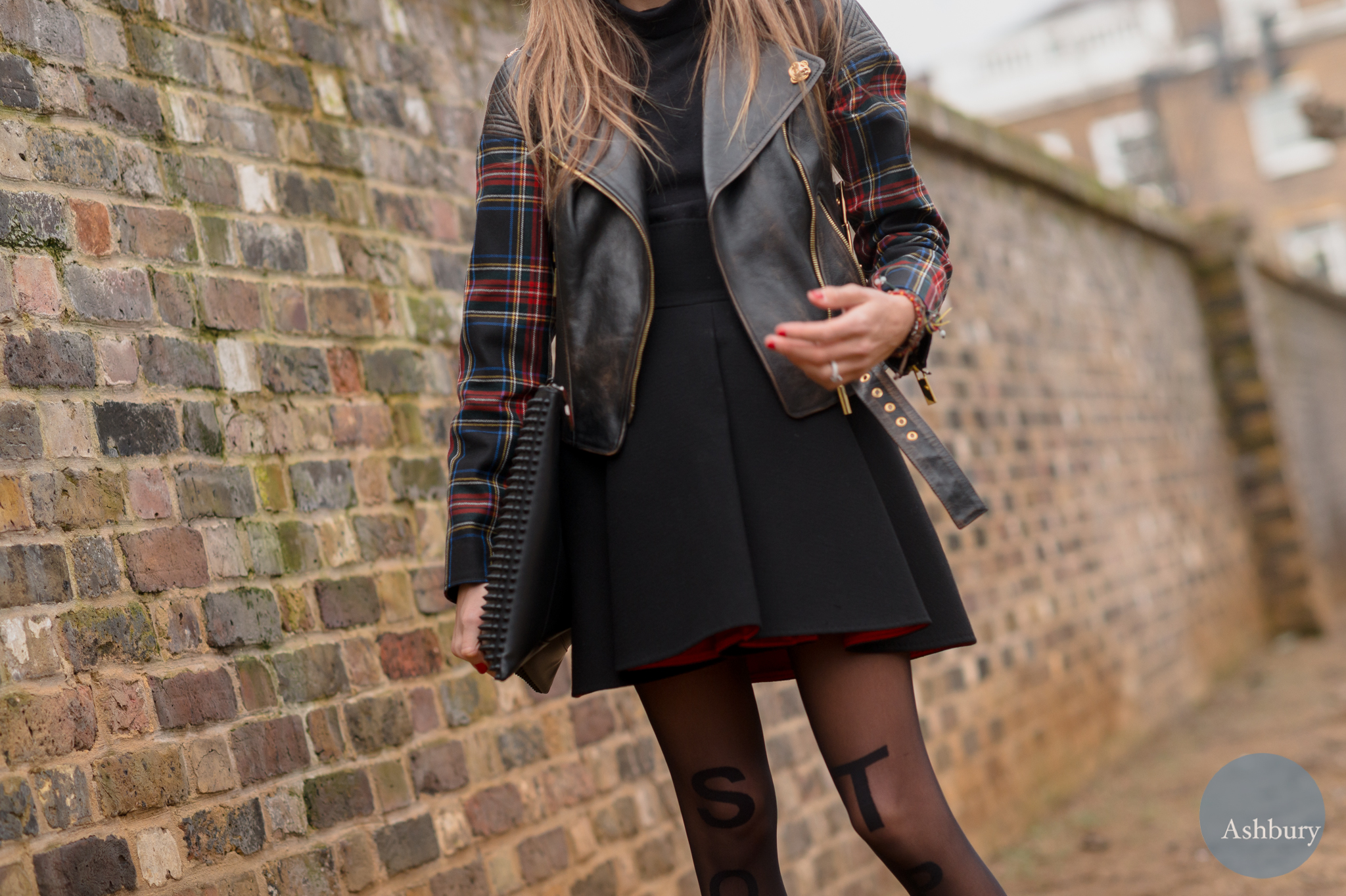 burberry street fashion
