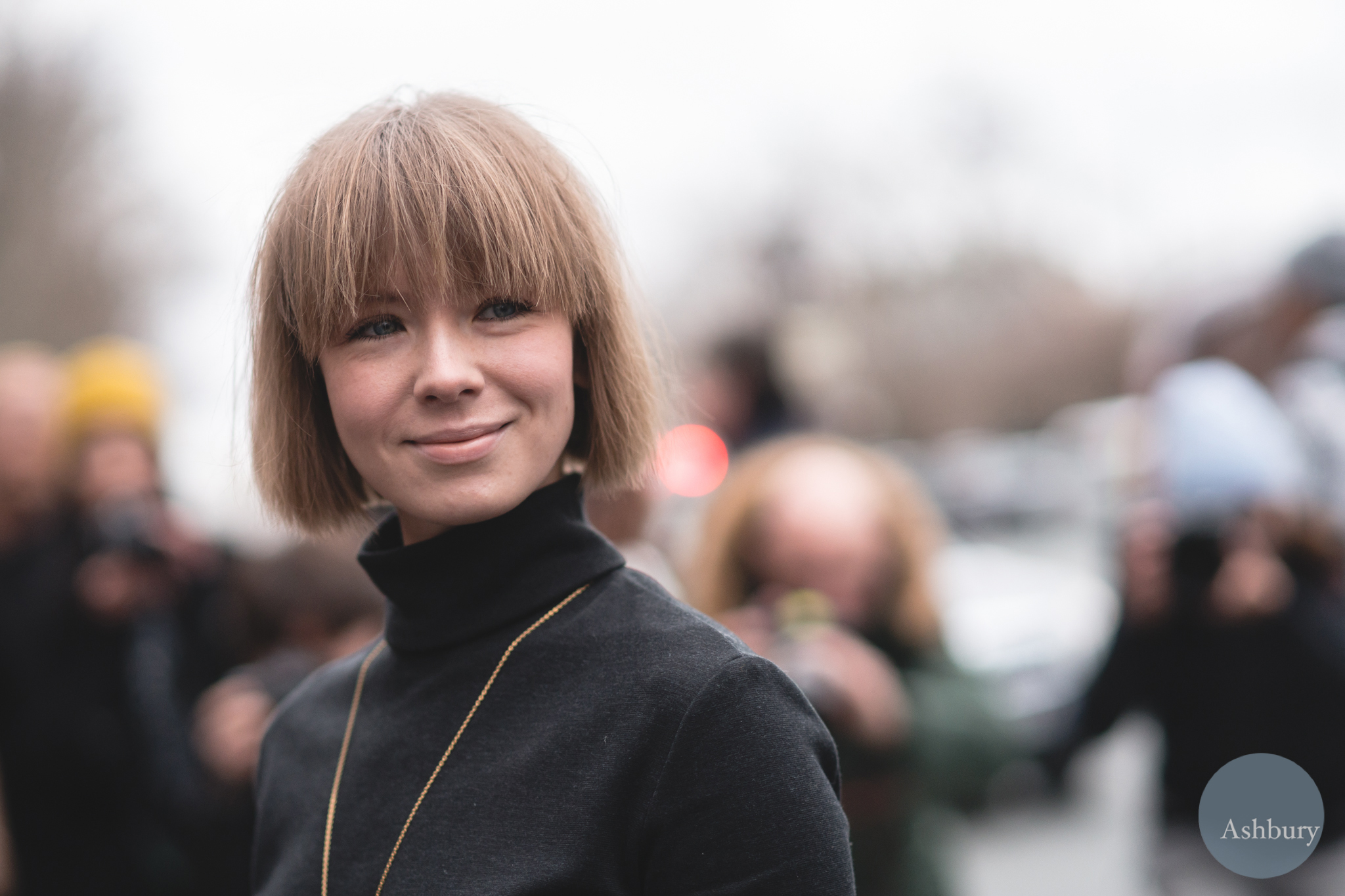 Vika Gazinskaya - Paris Fashion Week