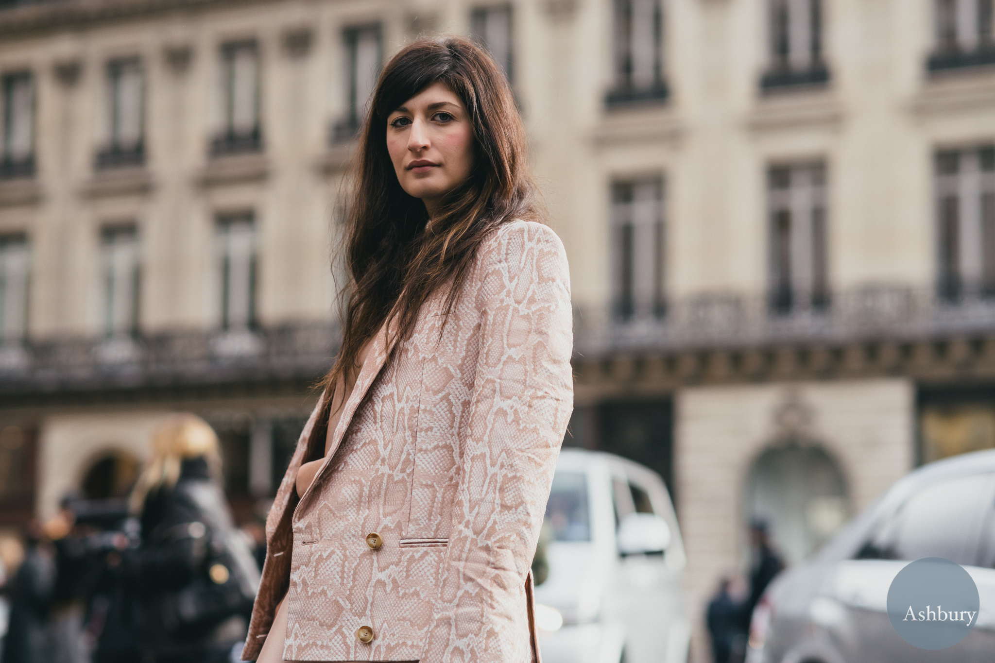 valentina siragusa - paris street fashion