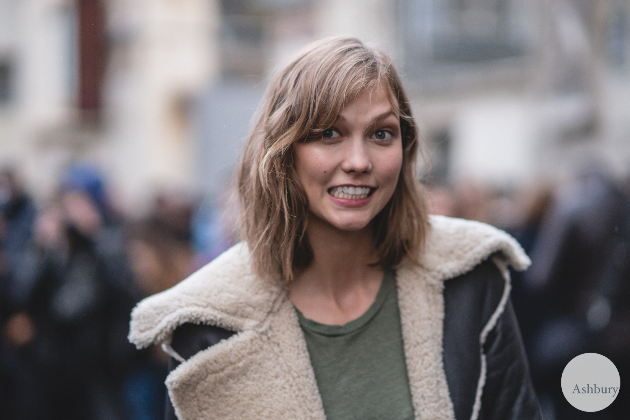 karlie kloss - model off duty