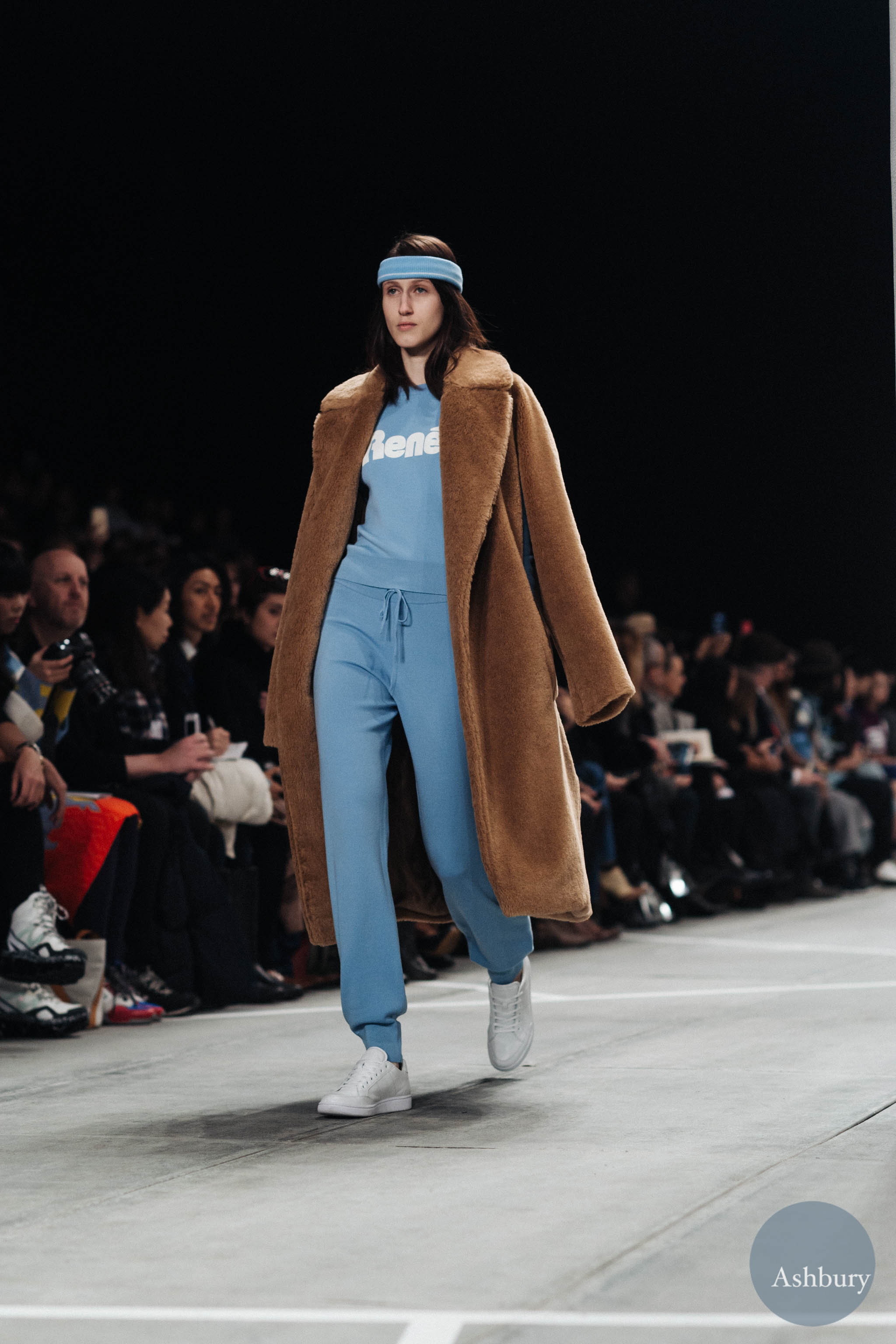 lacoste fw15 - anna cleveland