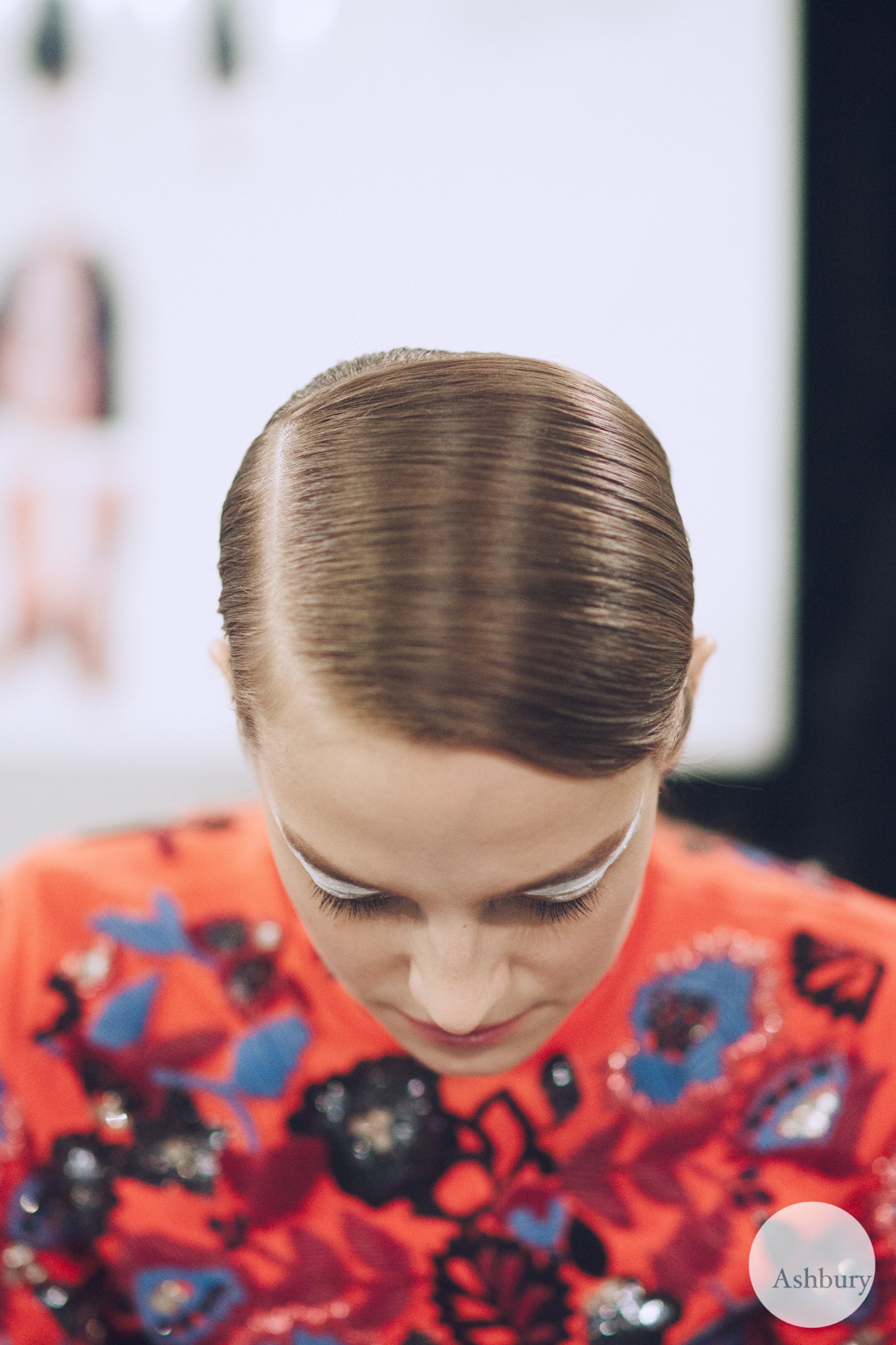 kenzo backstage fall/winter 2015 - ine neefs 2