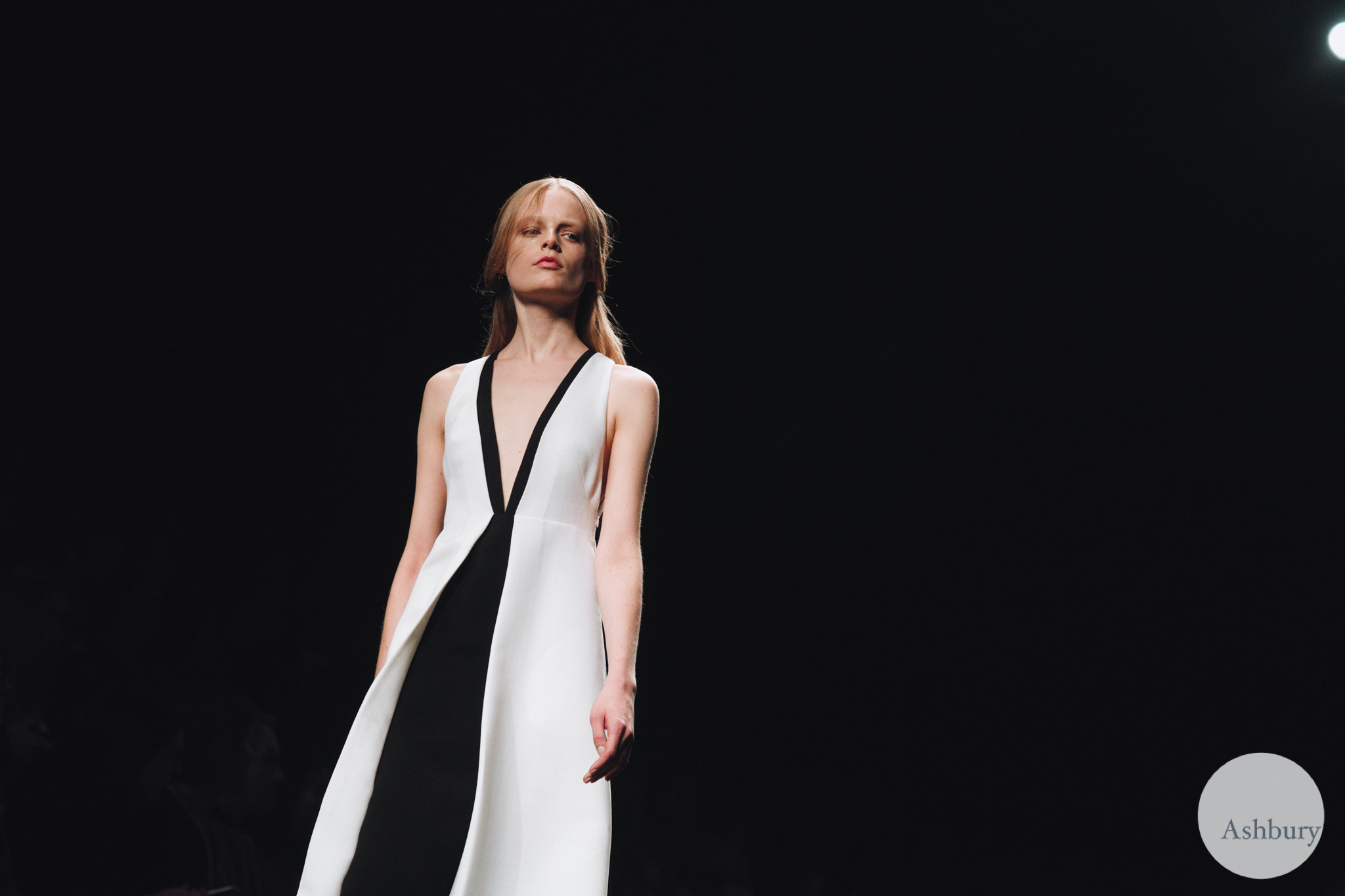 valentino fall winter 2015 - hanne gaby odiele