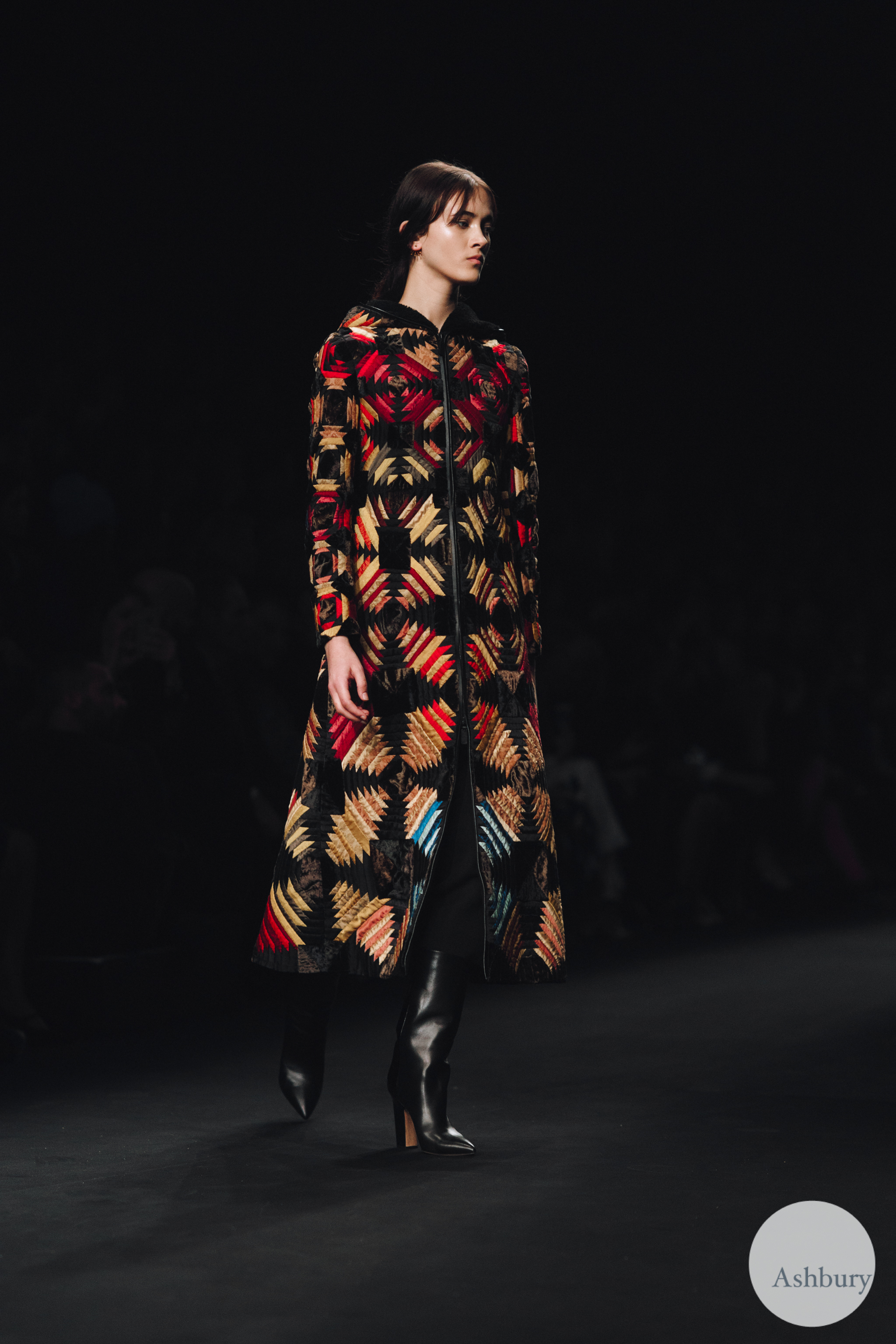 valentino fall winter 2015 - greta varlese