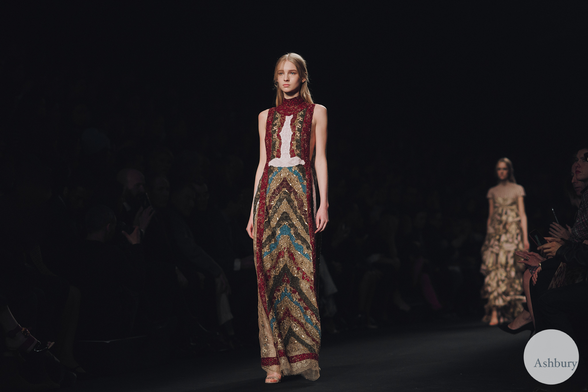 valentino fall winter 2015 - nastya sten 2