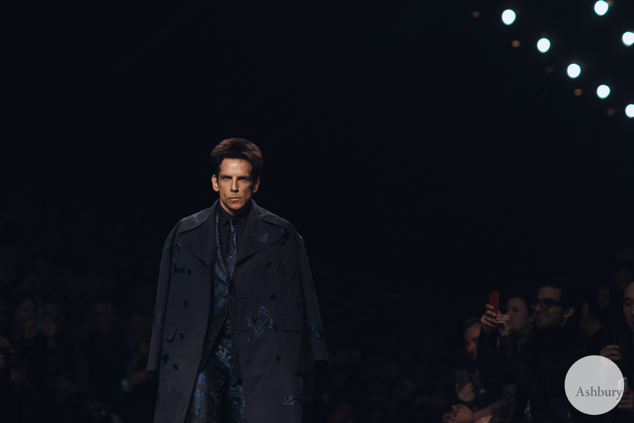 valentino fall winter 2015 - ben stiller