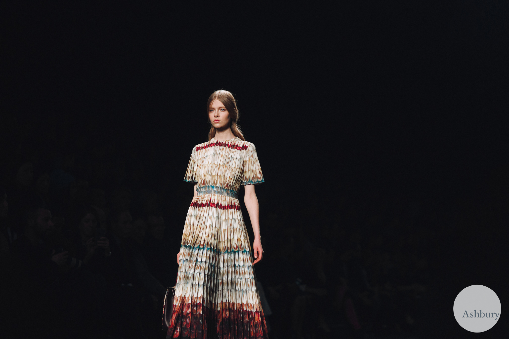 valentino fall winter 2015 - katya ledneva