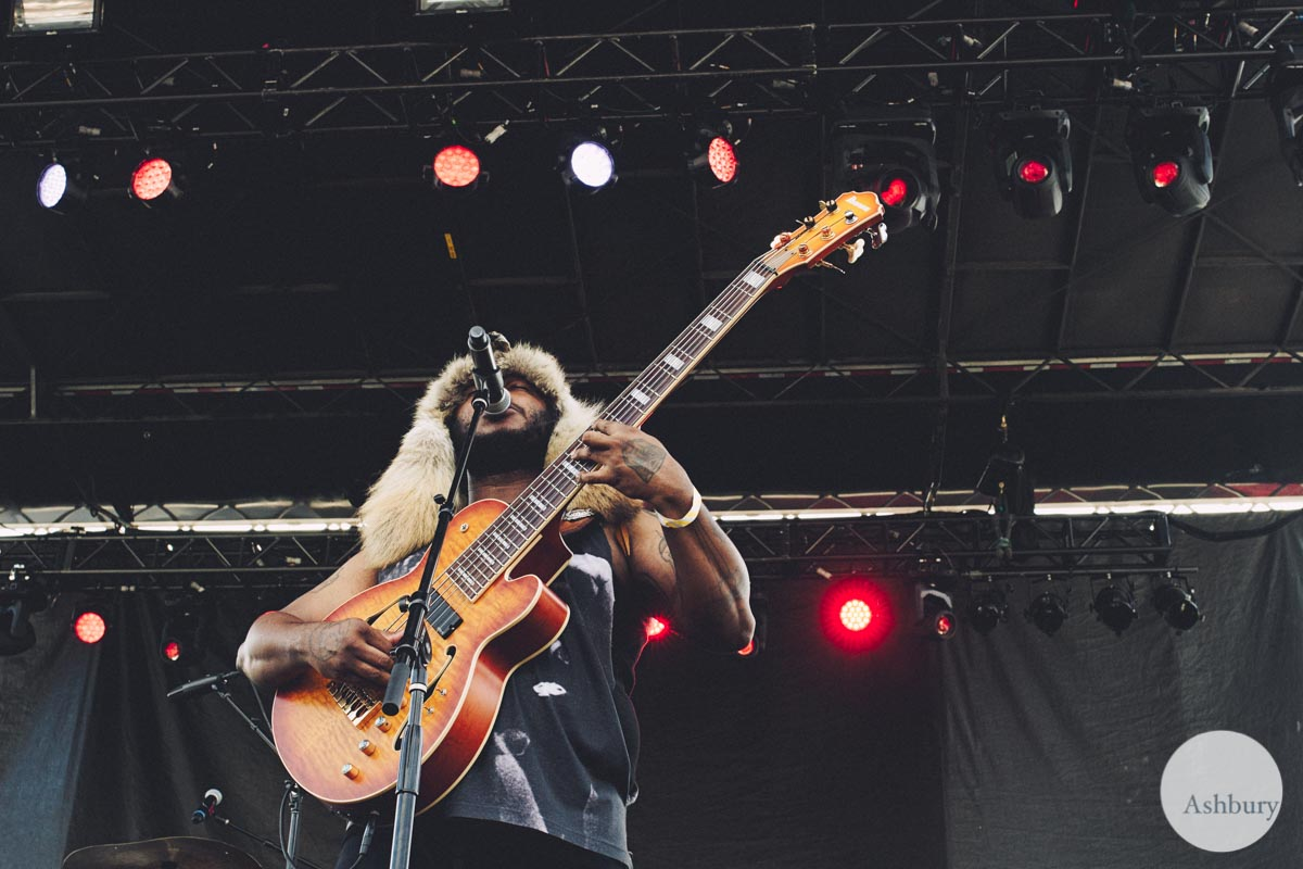 music at afropunk thundercat