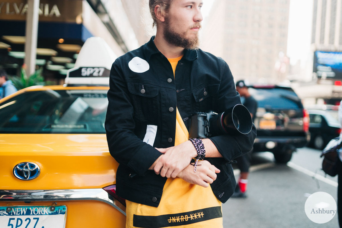 victor jones nyfw 2015 new york street style