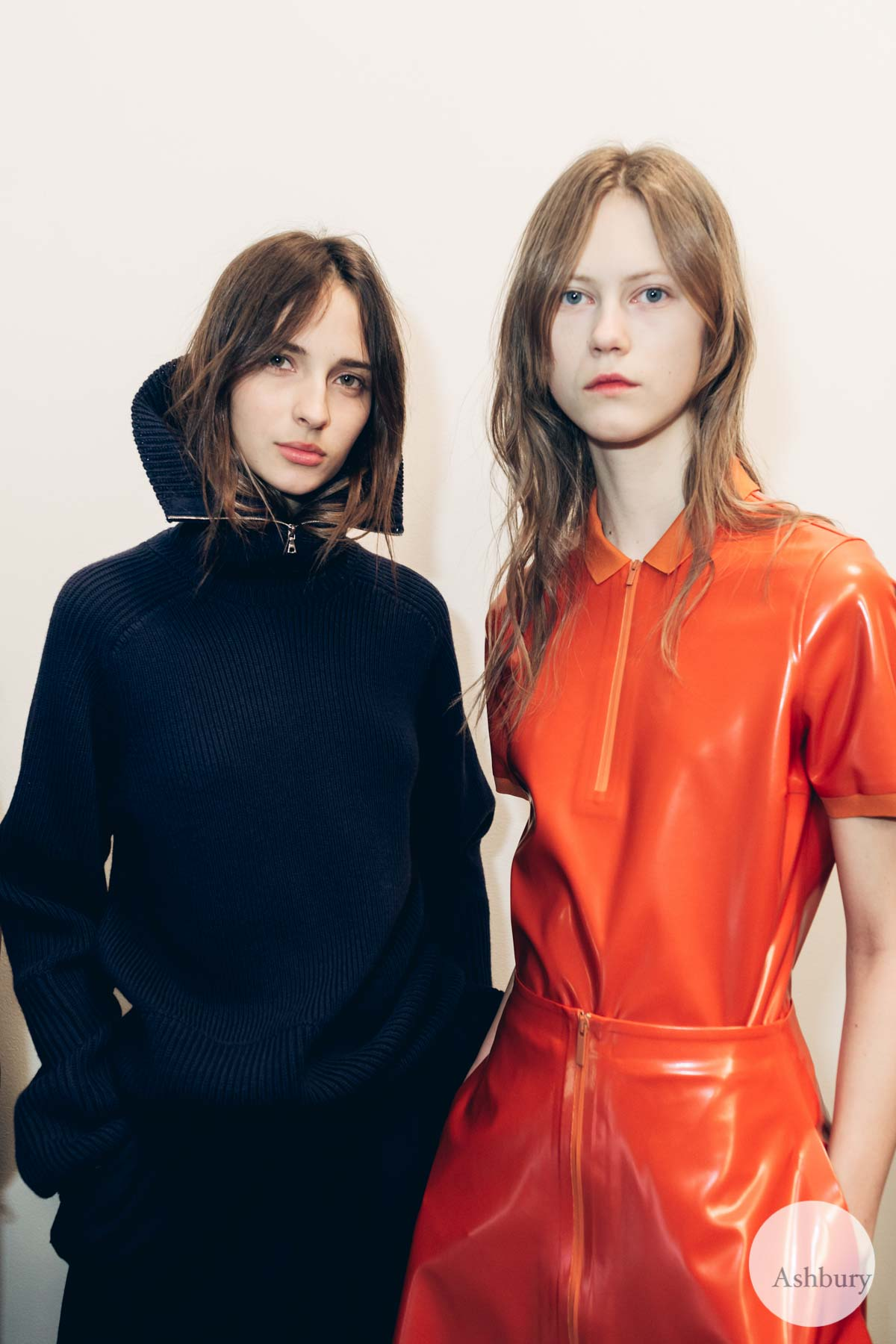 lacoste fw16 - Waleska Gorczevski and Julie Hoomans