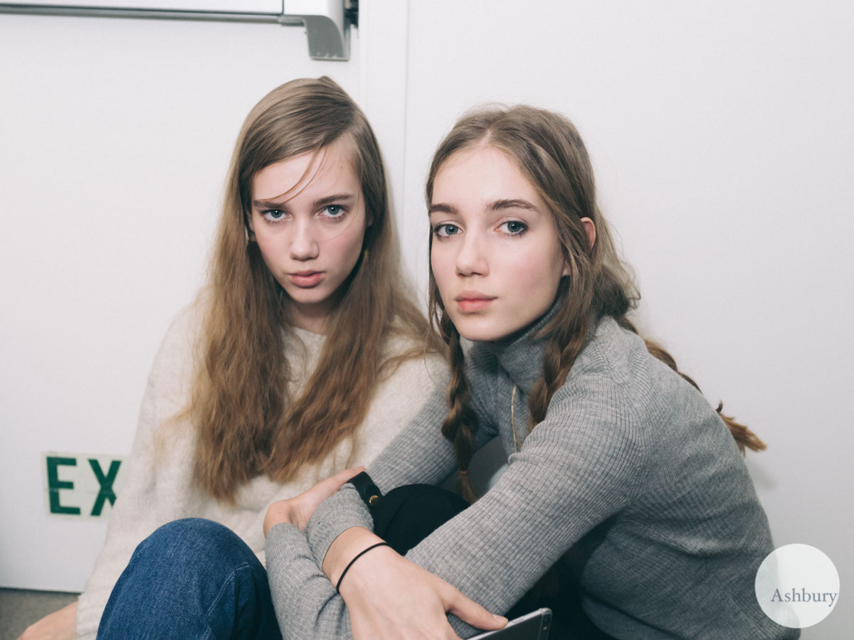 amalie moosgaard and cecilie moosgard