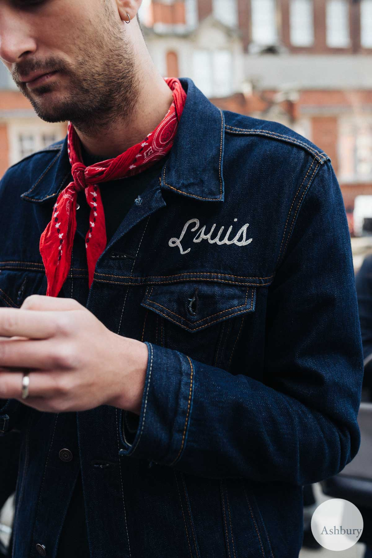 london street fashion men