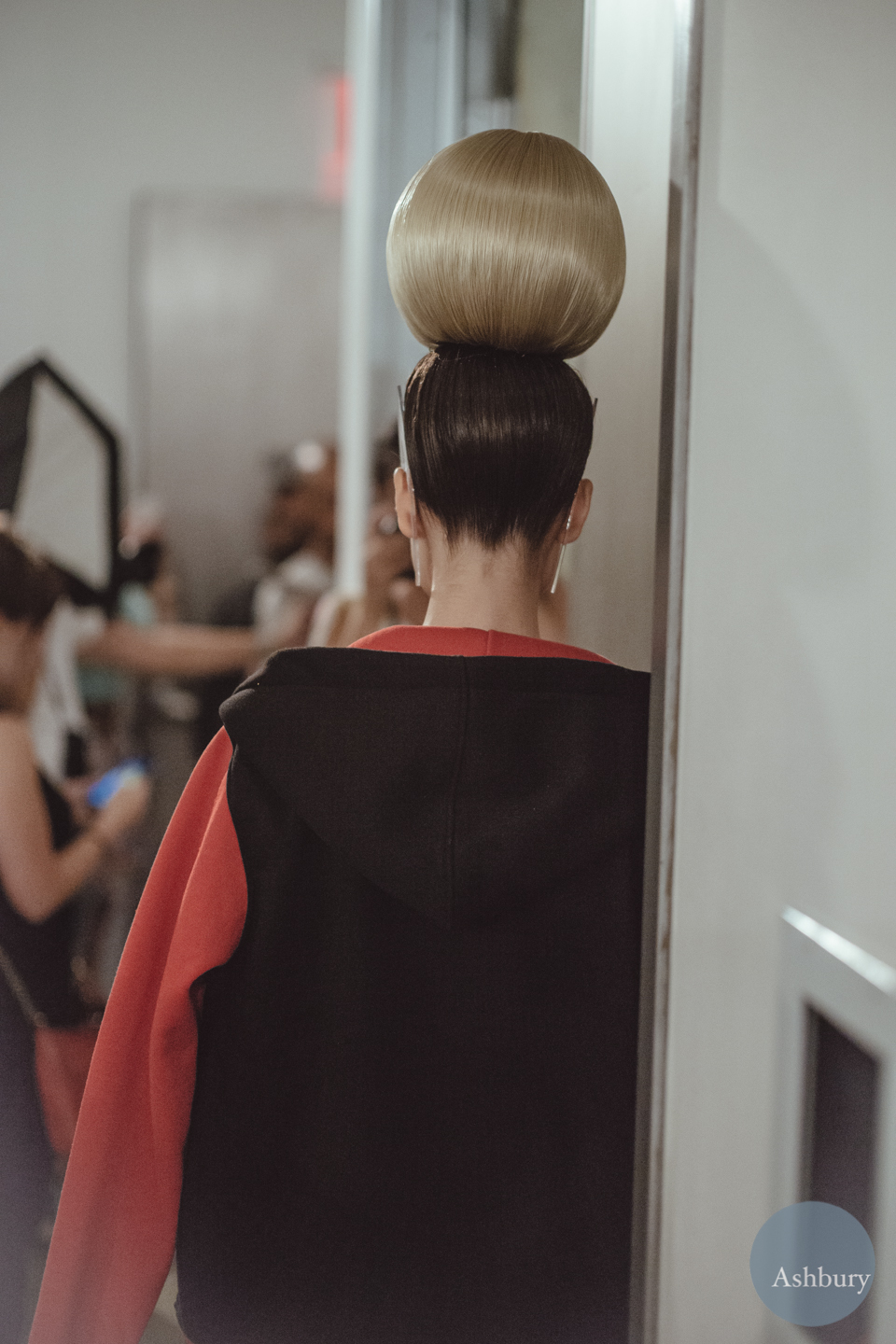 the blonds backstage - new york fashion week