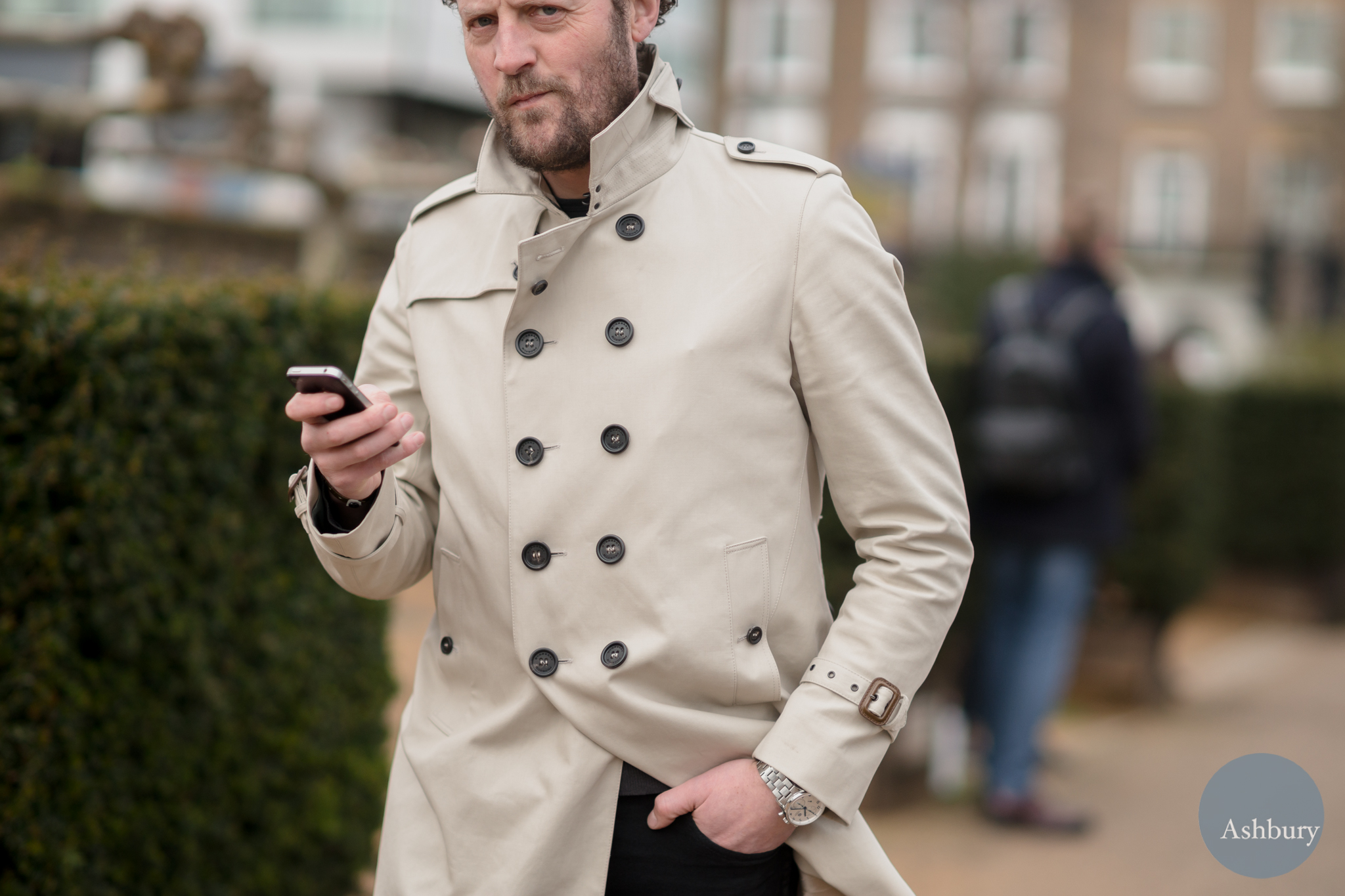 burberry street fashion men