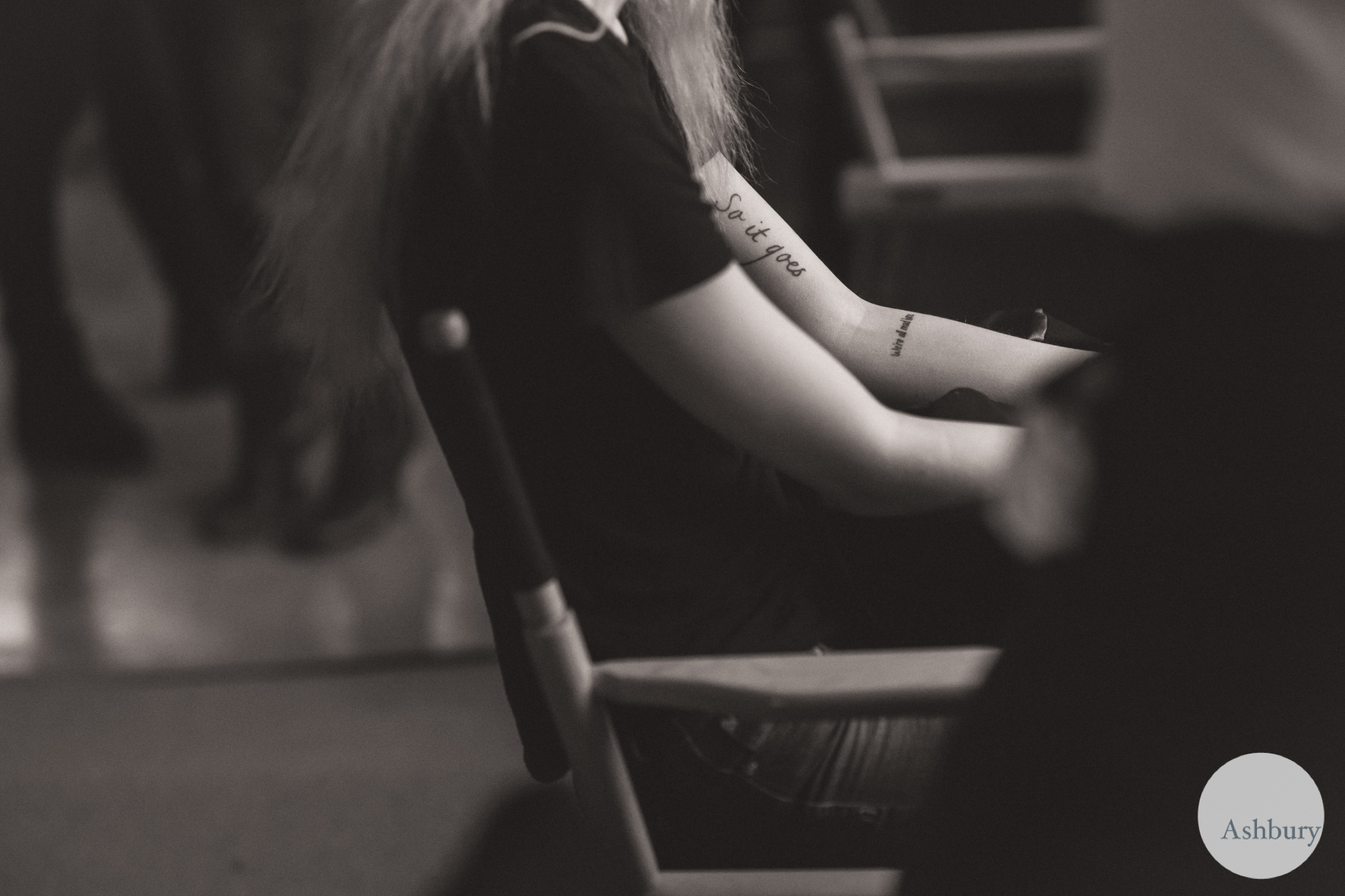 codie young - sophie theallet backstage
