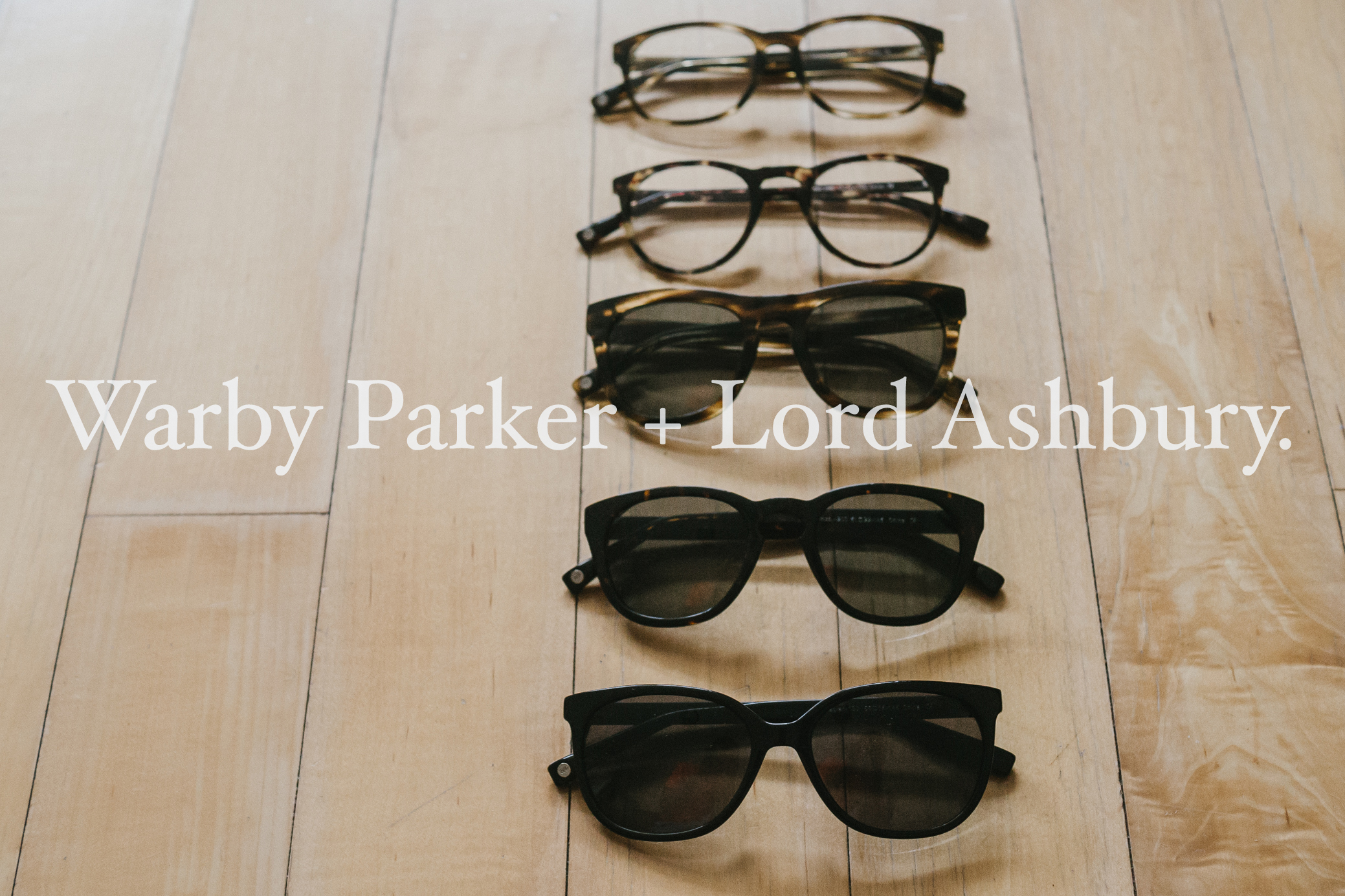 Warby Parker 2014 Summer Collection