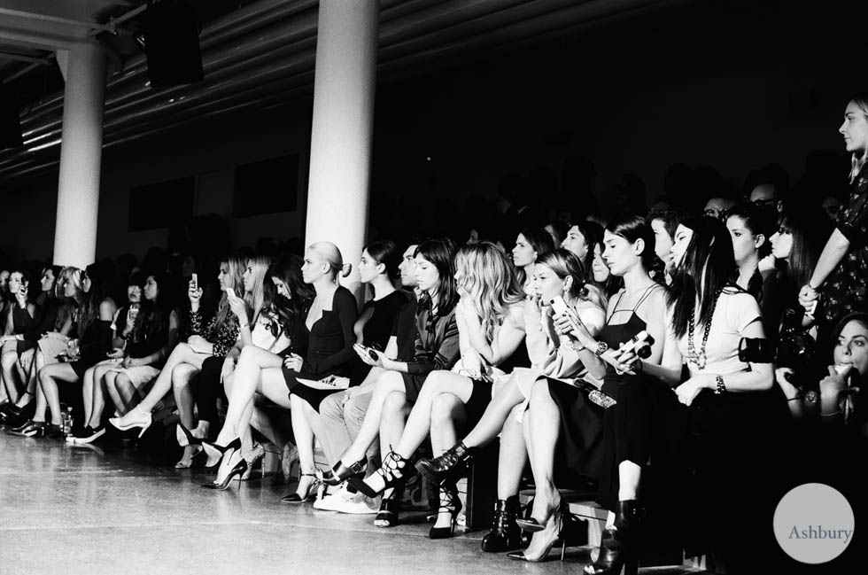 london fashion show