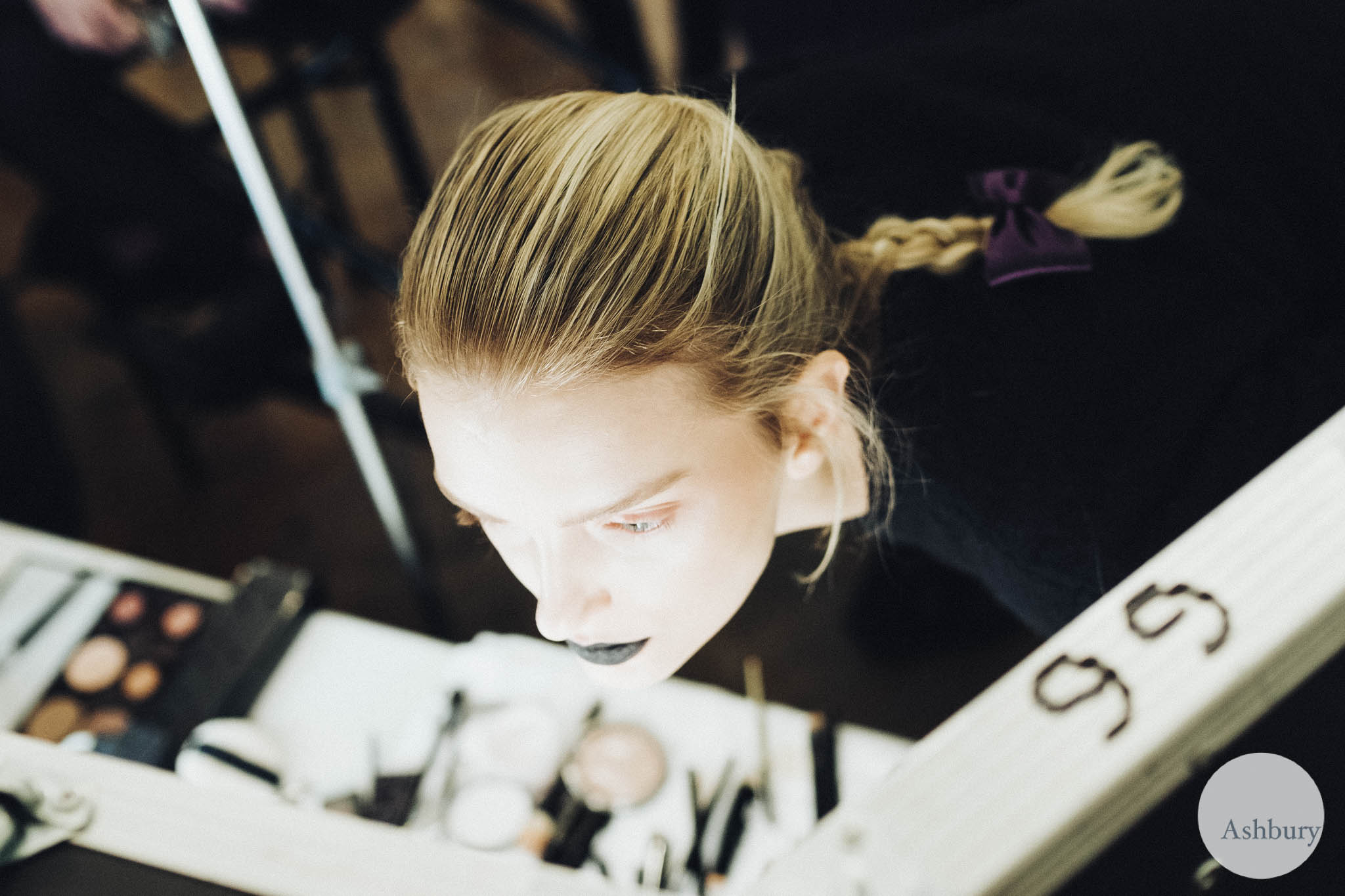 backstage giles fw15 - lily donaldson