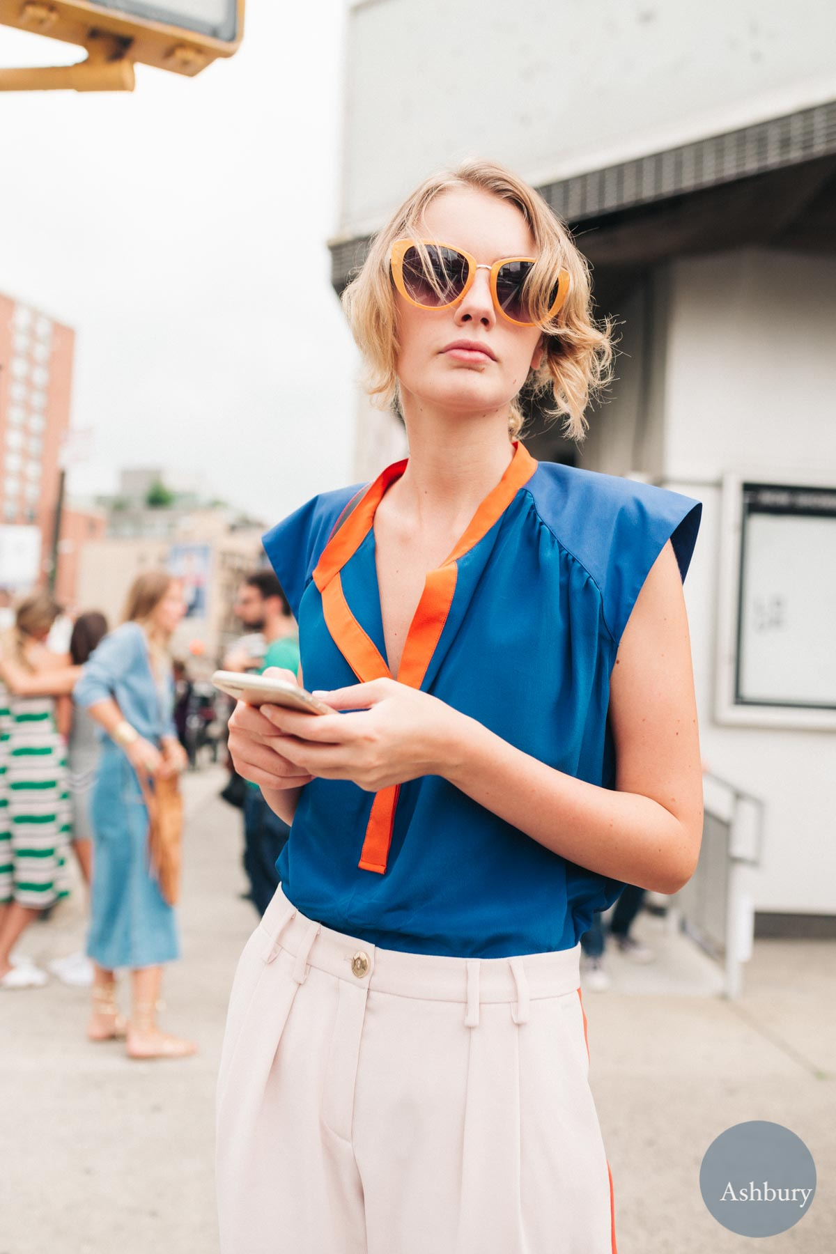 street style nyfw day 3 lacoste