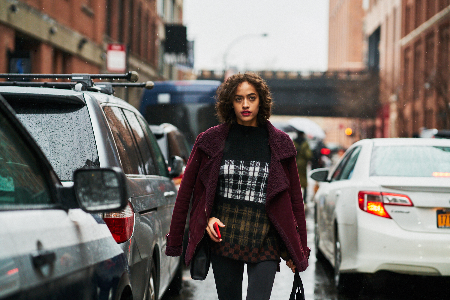 new york fashion week fw17 street style